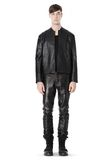 ALEXANDER WANG LASER CUT BONDED BOMBER JACKETS AND OUTERWEAR  Adult 8_n_f