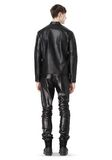 ALEXANDER WANG LASER CUT BONDED BOMBER JACKETS AND OUTERWEAR  Adult 8_n_r