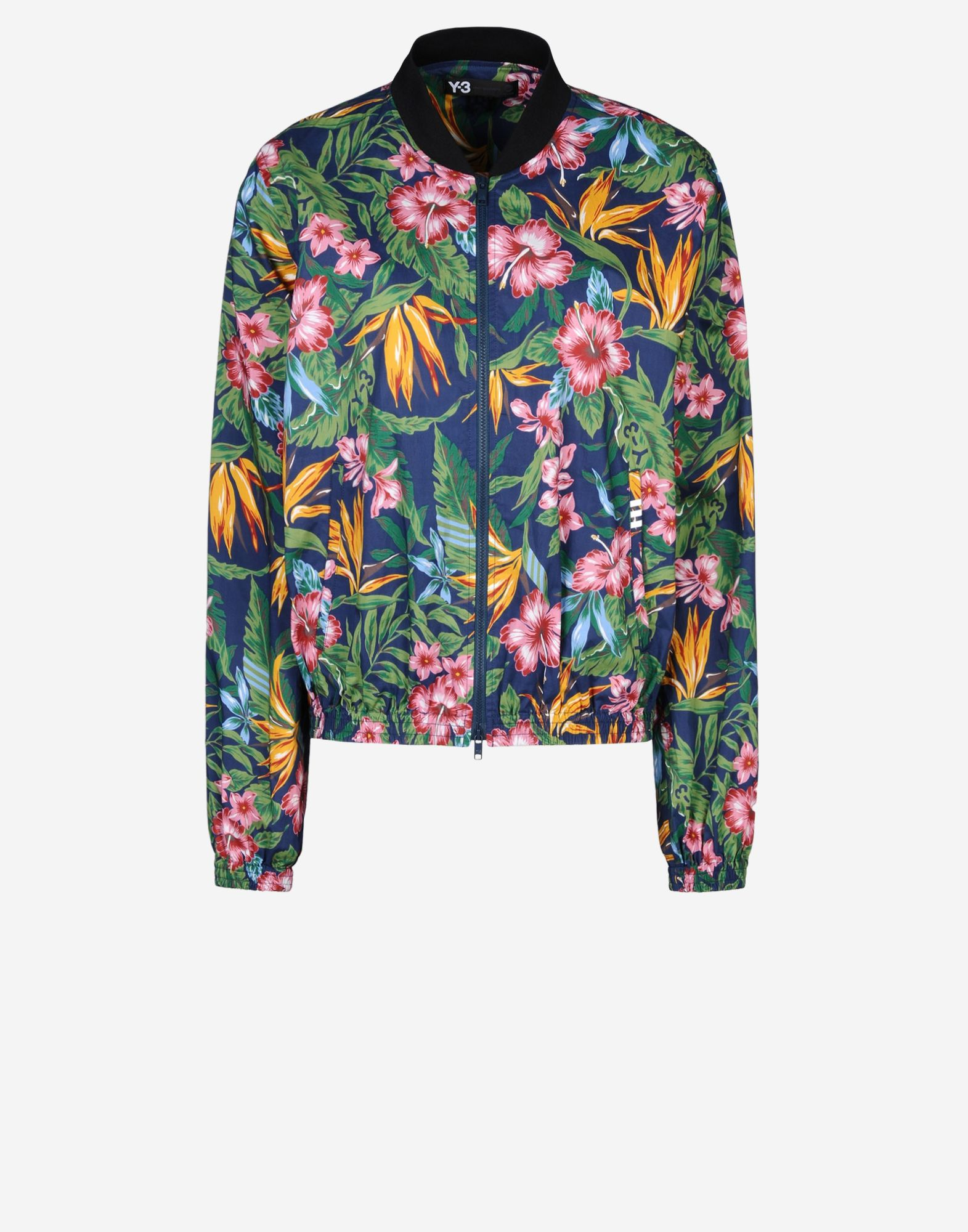 floral adidas jacket