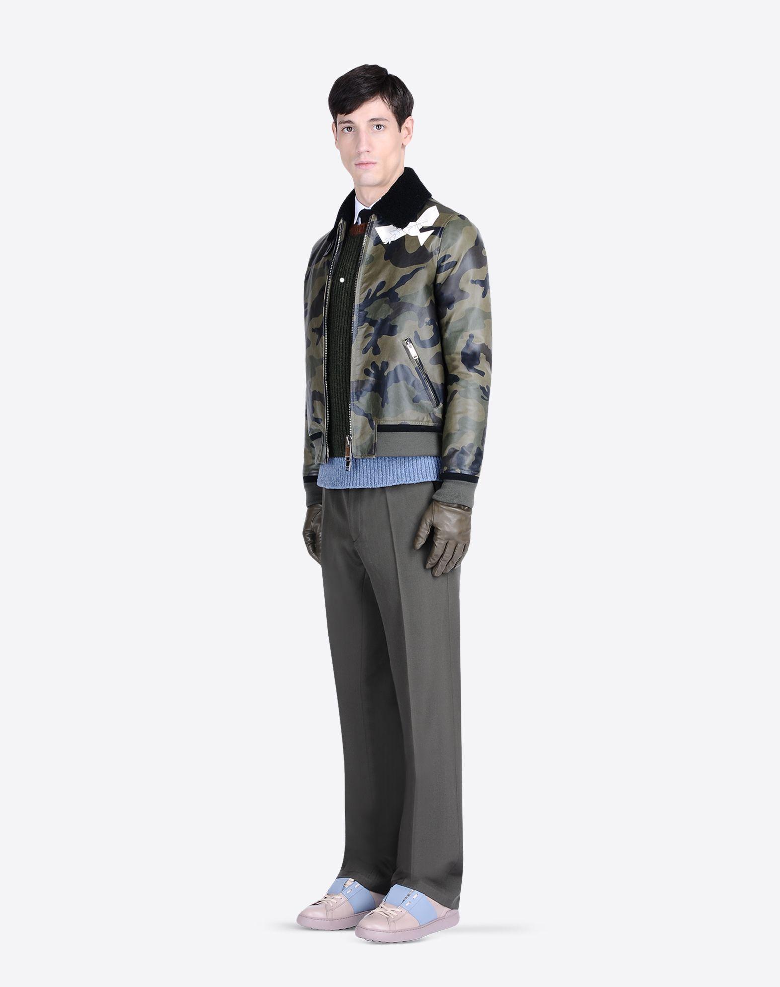 Veste camouflage valentino homme