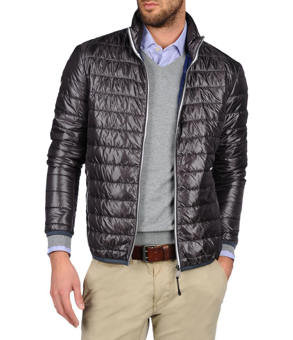 Leather jacket cost - Napapijri Acalmar Man Padded Jacket Volcano