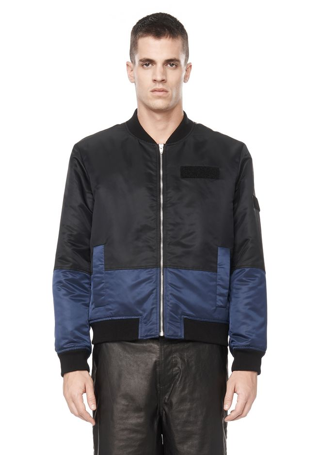 CLASSIC BOMBER JACKET | Jacket | Alexander Wang Official Site