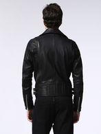 DIESEL L-GIBSON-1 Leather jackets U e