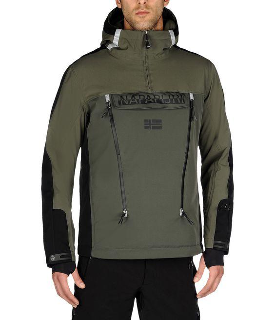 napapijri ski jacket sale