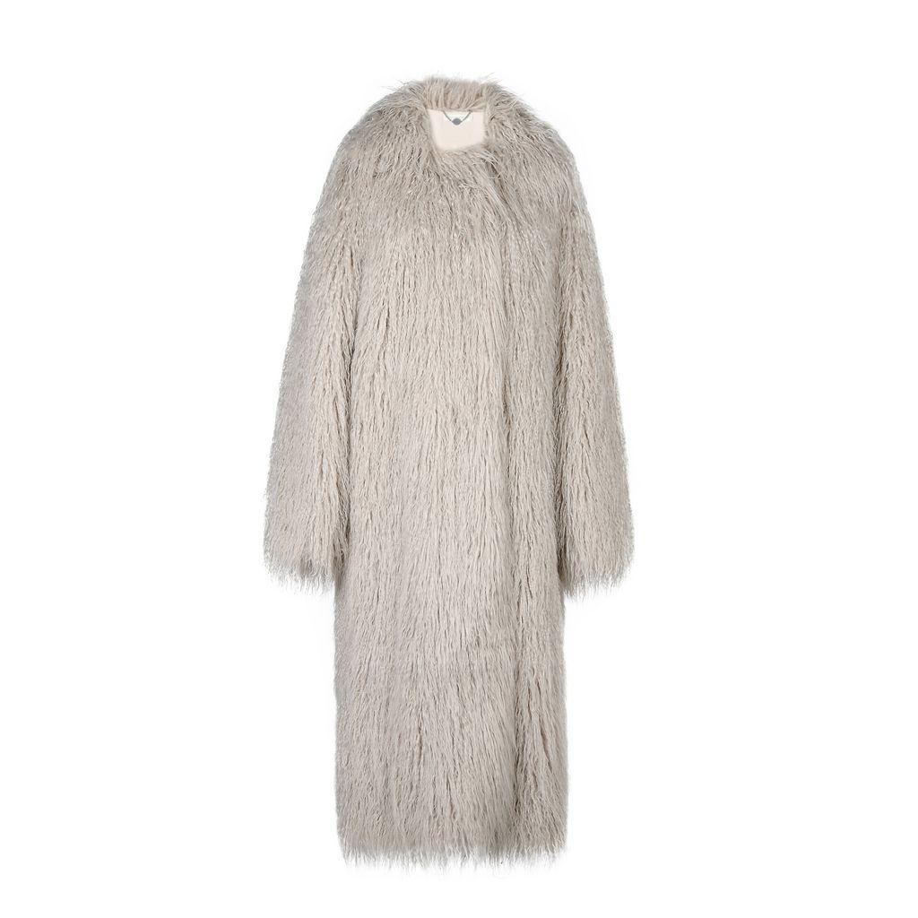 Fur Free Fur Thelma Coat - STELLA MCCARTNEY
