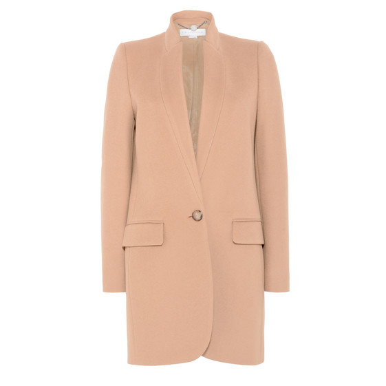 Camel Bryce Coat