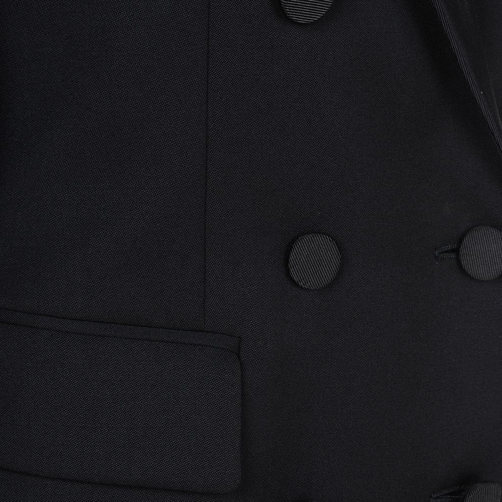 Black Tuxedo Karen Jacket - STELLA MCCARTNEY