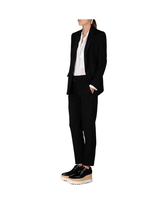 STELLA McCARTNEY Black Tuxedo Ingrid Jacket Blazer D g