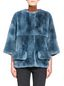 Marni Jacket in rex rabbit with jersey lining Woman - 1