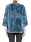 Marni Jacket in rex rabbit with jersey lining Woman - 3