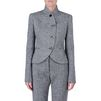 STELLA McCARTNEY Tweed tailoring Izzy Jacket Short D r