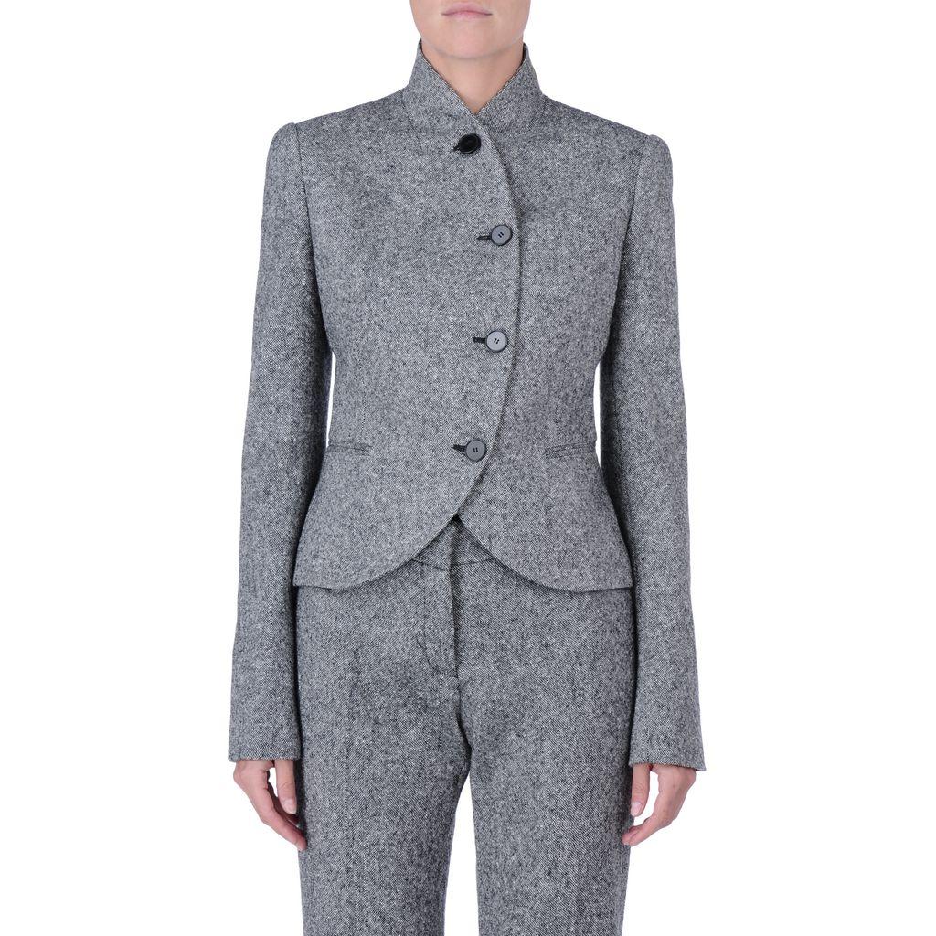 Tweed tailoring Izzy Jacket - STELLA MCCARTNEY