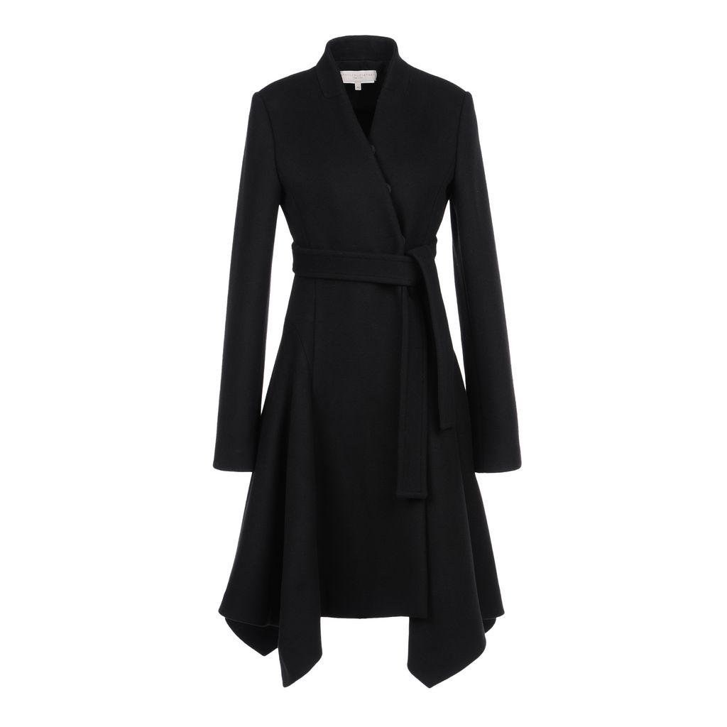 Wool Melton Flore coat - STELLA MCCARTNEY