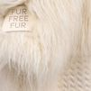 STELLA McCARTNEY Fur Free Fur Ivory Nyla coat Long D a