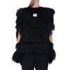STELLA McCARTNEY Fur Free Fur Lynn stole Long D d