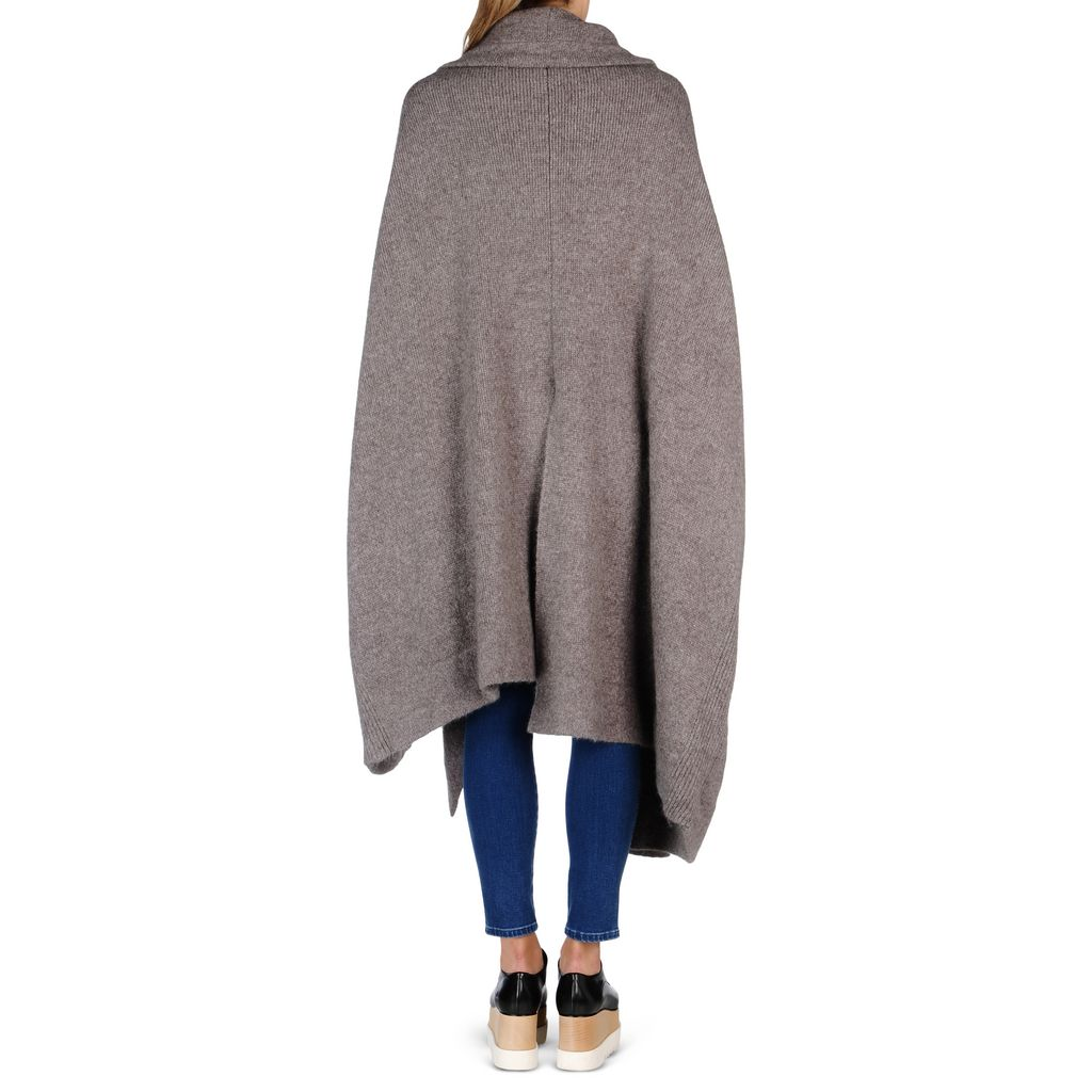 Blanket Cape - STELLA MCCARTNEY