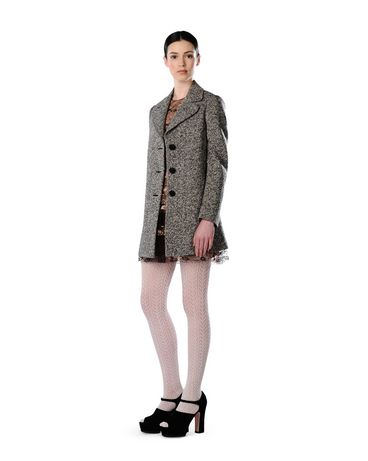 REDValentino JR0CA0E31W9 0NO Coat Woman r