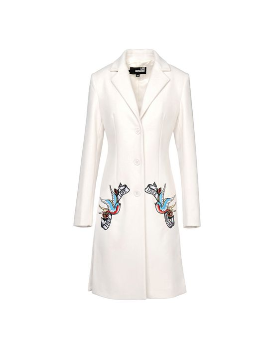 Coat Woman LOVE MOSCHINO