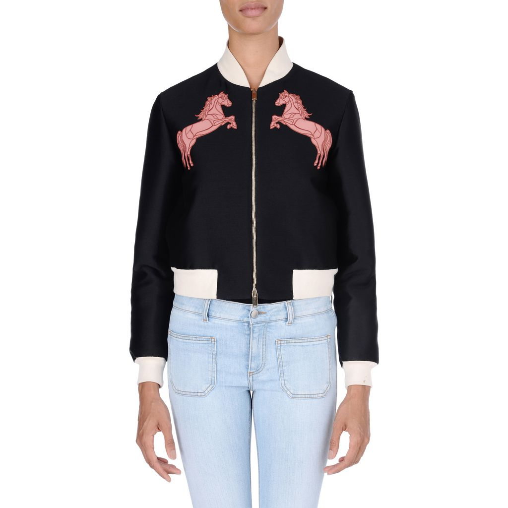 Elgin Bomber Jacket - STELLA MCCARTNEY