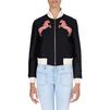 STELLA McCARTNEY Elgin Bomber Jacket Short D d