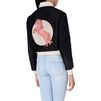 STELLA McCARTNEY Elgin Bomber Jacket Short D e
