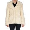 STELLA McCARTNEY Fur Free Fur Dan Coat Short D d