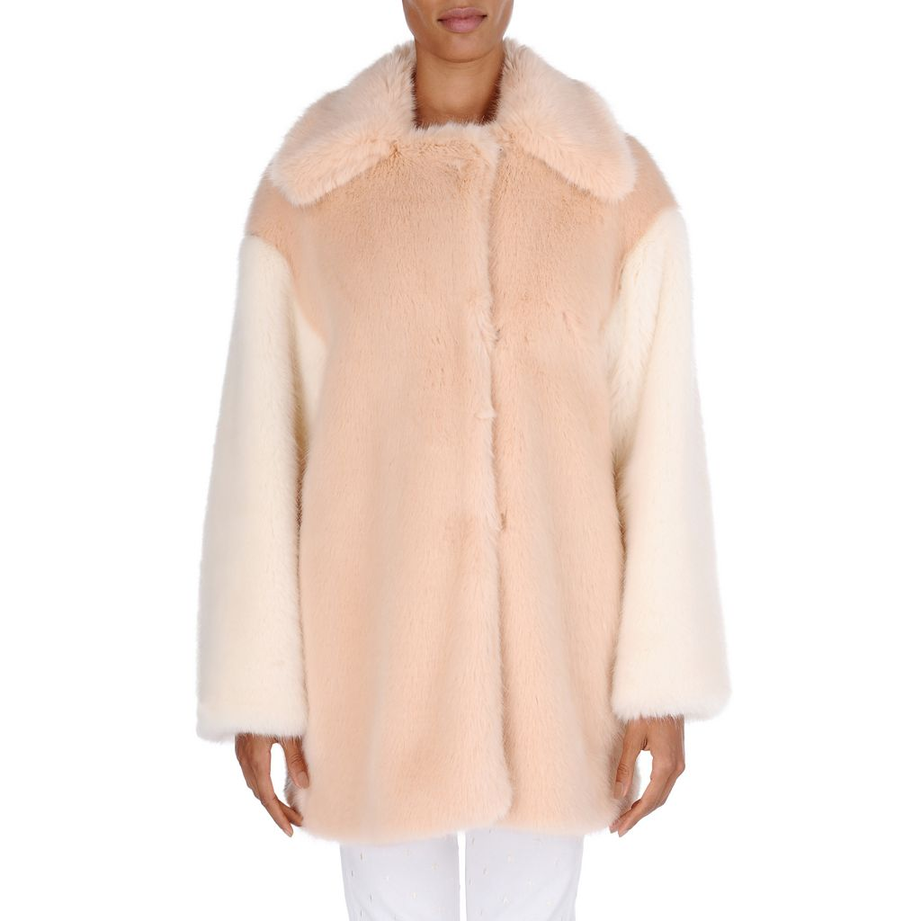 Fur Free Fur Wren Coat - STELLA MCCARTNEY