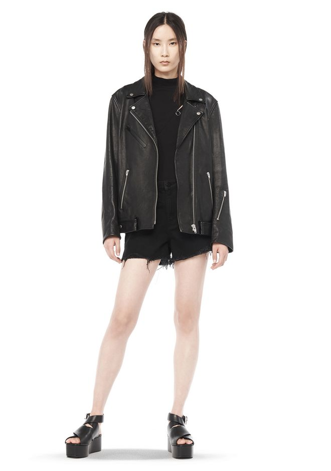 Jackets And Outerwear for Women | Alexander Wang Official Site