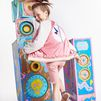 STELLA McCARTNEY KIDS Bomber Willow Vêtements d'extérieur D a