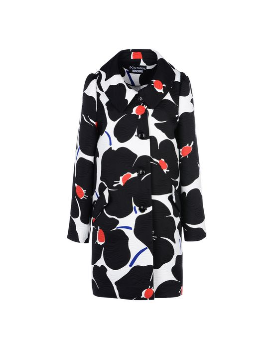 Coat Woman BOUTIQUE MOSCHINO