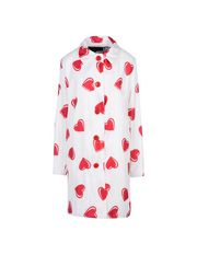 Full-length jacket Woman LOVE MOSCHINO