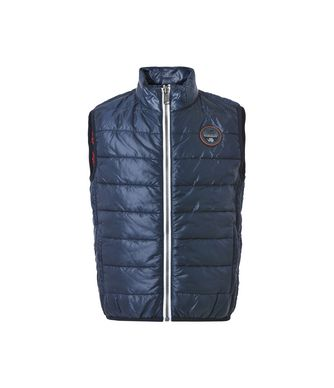 NAPAPIJRI K ACALMAR VEST JUNIOR KID VEST,DARK BLUE