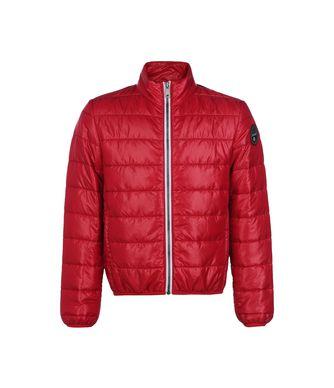 NAPAPIJRI K ACALMAR JUNIOR KID SHORT JACKET,RED