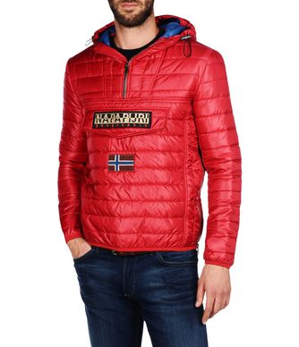 NAPAPIJRI RAINBOW MAN SHORT JACKET