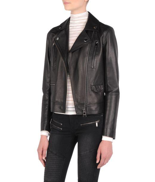 KARL LAGERFELD Ikonik Odina biker jacket 12_f