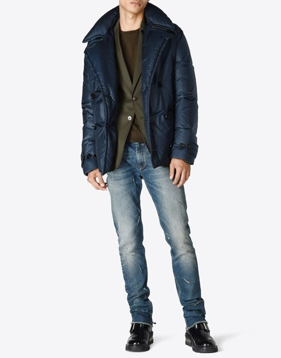 MAISON MARGIELA 14 Puffer car coat Mid-length jacket U d