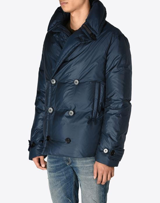 MAISON MARGIELA 14 Puffer car coat Mid-length jacket U r