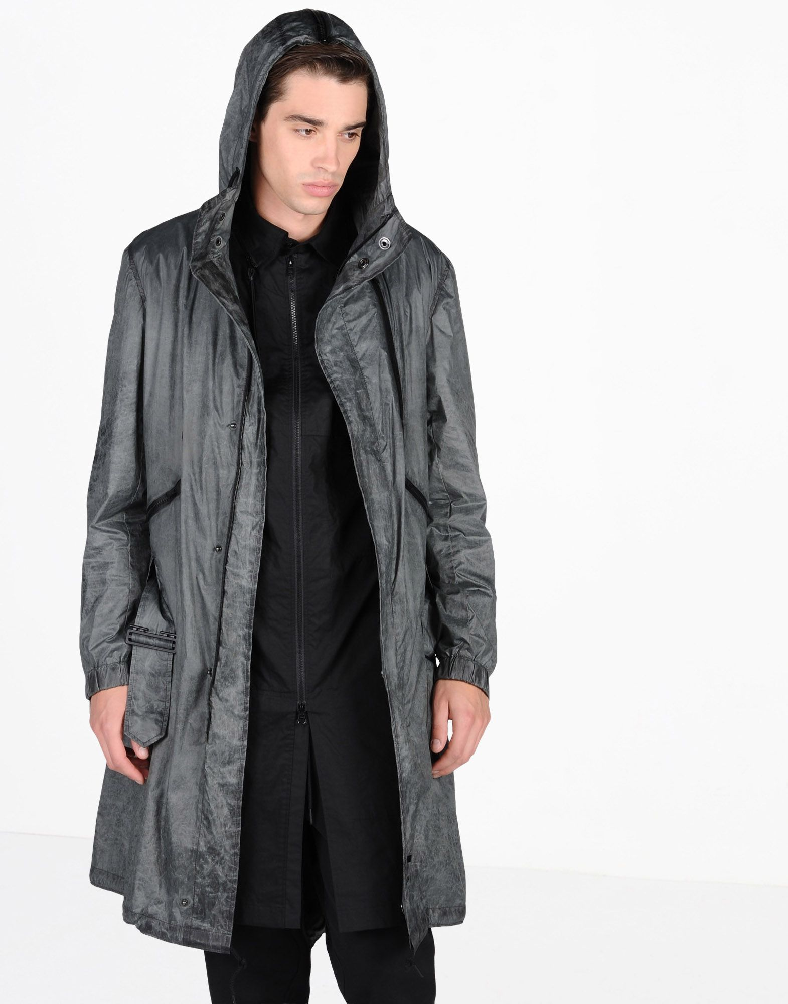Y-3 MUTABLE PADDED COAT COATS & JACKETS man Y-3 adidas