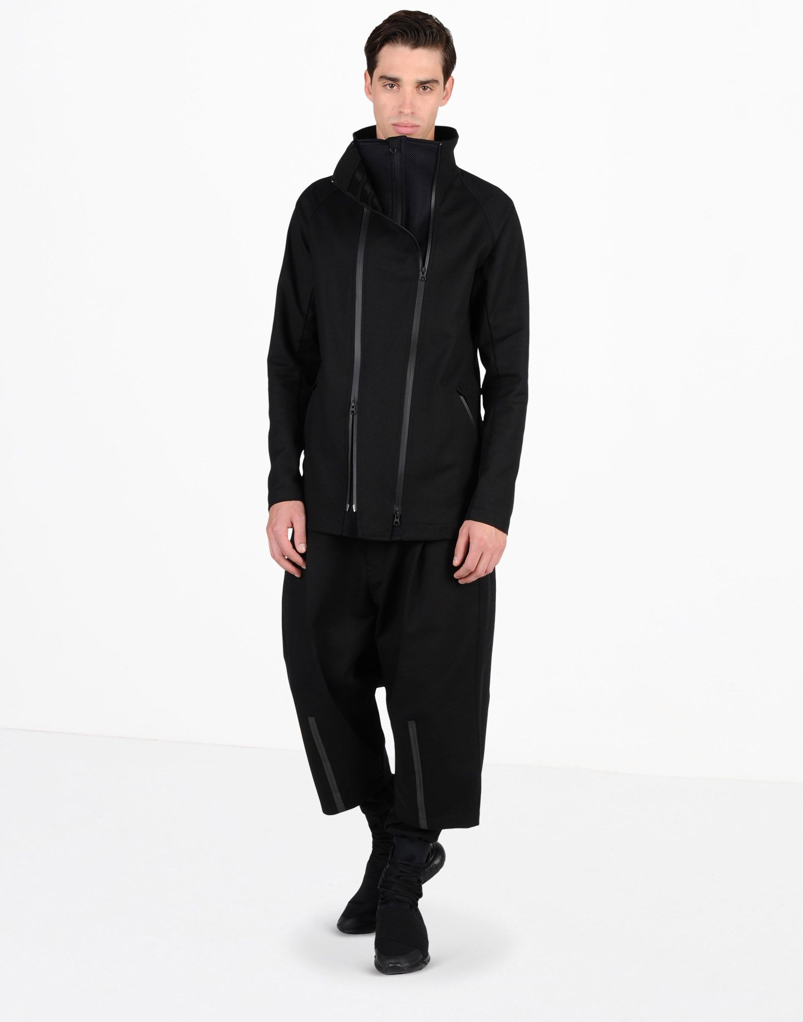 Y-3 CANVAS JACKET COATS & JACKETS man Y-3 adidas