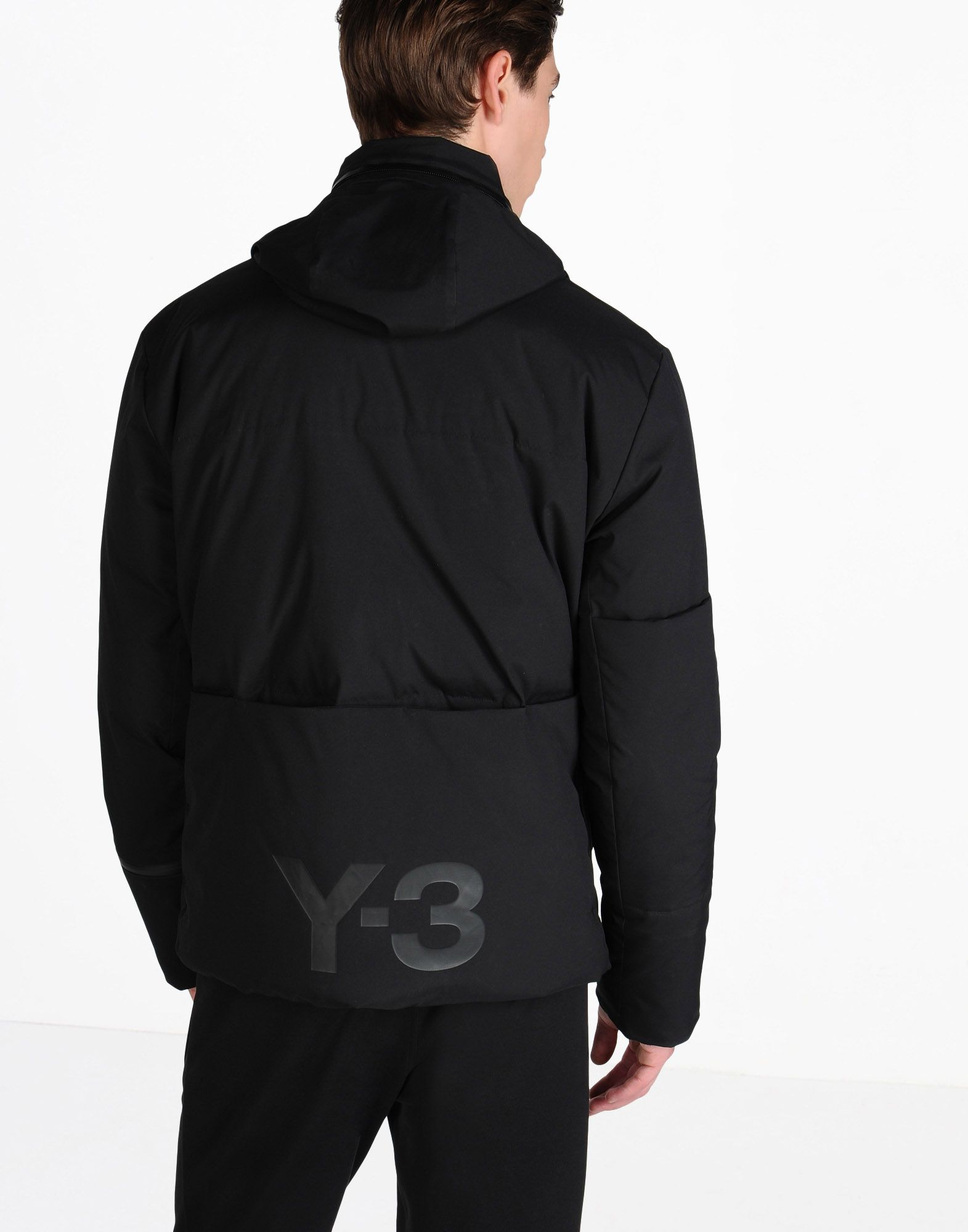 Y 3 MATTE DOWN JACKET Jackets for Men | Y-3.com