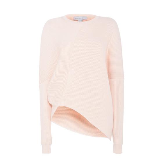 Pullover Girocollo Color Cipria