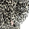 STELLA McCARTNEY Leopard Fur Free Fur Dan Coat Short D a