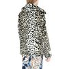 STELLA McCARTNEY Leopard Fur Free Fur Dan Coat Short D e