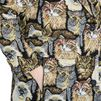 STELLA McCARTNEY Cat Jacquard Daria Coat Mid D a