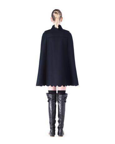 REDValentino LR0CG0202LC B01 Cloak - Cape Woman r