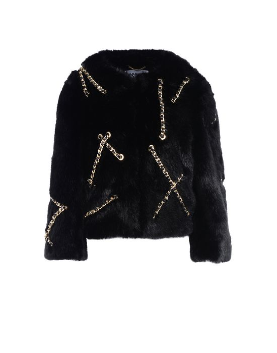 Fur Woman MOSCHINO