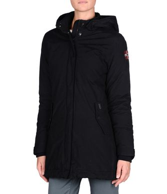 NAPAPIJRI AKRANES EXCLUSIVE WOMAN LONG JACKET