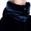 STELLA McCARTNEY Ink Marcelline Coat Long D a