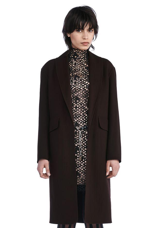 ALEXANDER WANG SHAWL COLLAR BLAZER 夹克及外套 Adult 12_n_e
