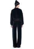 T by ALEXANDER WANG SILK VELVET BOMBER JACKETS AND OUTERWEAR  Adult 8_n_r